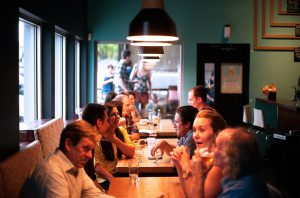 Fundraising with Restaurant Nights